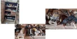 REMATE Venta y transpaso de material de carpinteria