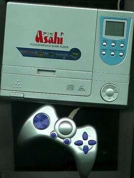 Arcade Reproductor de vcd/mp3/cd game