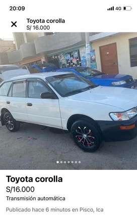 Toyota corolla 95