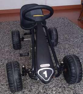 carro De Pedales PRINSEL Resistente