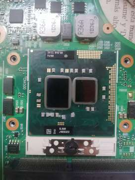 Procesador pentium p6200 dos nucleos
