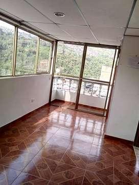 Arriendo apartamento en Barrio Villa Luisa - Cuarto Piso, vista panorámica, dos cuartos