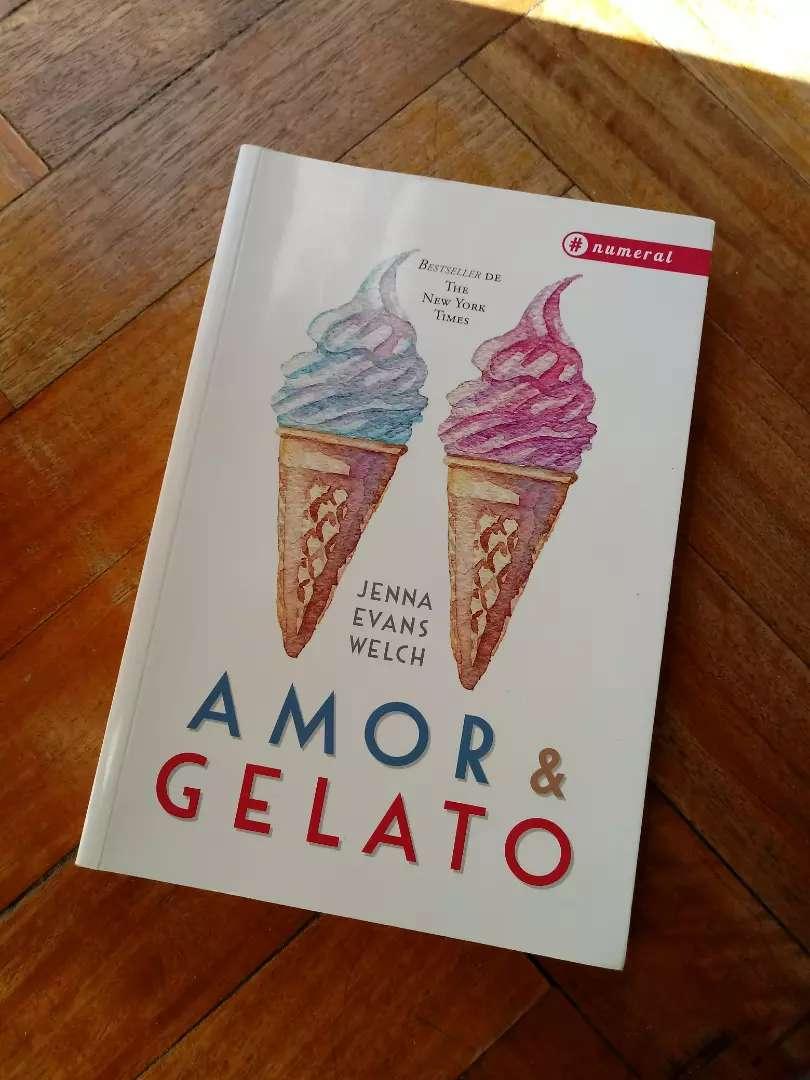 Libro Amor & Gelato de Jenna Evans Welch 0