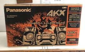 Microcomponente Panasonic 450W sc-akx310