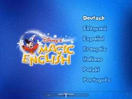 Disney Magic English La Magia De Aprender Inglés