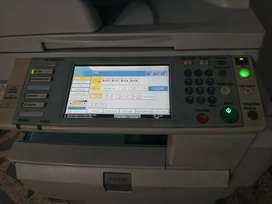vendo fotocopiadora ricoh 5001 laser