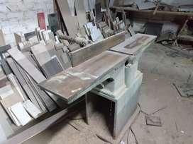 Planeadora de carpintería