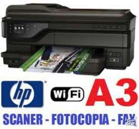 Impresora Multifunción Hp 7612