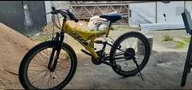 Bicicleta montañera