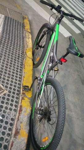 Bicicleta spx rodado 29 shimano