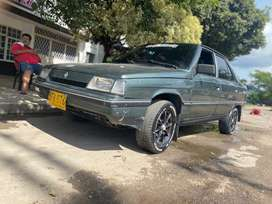 Vendo hermoso renault 9 super