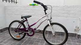 Bicicleta rod. 20 Nueva
