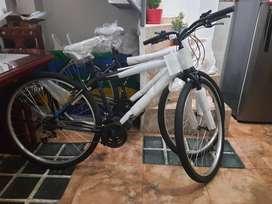 Bicicleta nueva marca Rali todo terreno