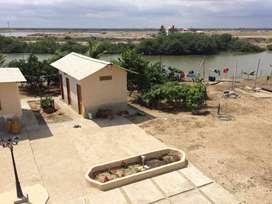 Camaronera de venta a concesión 80 hectáreas sector Santa Elena Chanduy guayas