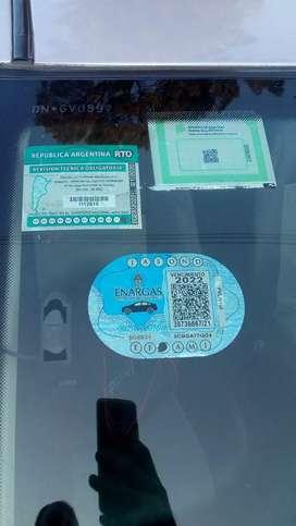 Vendo Fiat Siena año 2008 ,NAFTA y GNC,