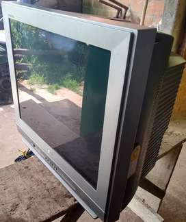 Vendo televisor convencional marca LG