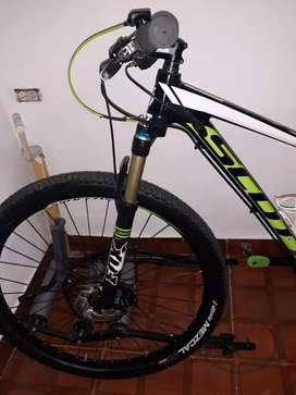 Vendo cicla Scott vale 950