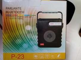 Parlante Bluetooth Speaker P-23