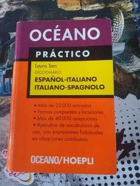 Diccionario Oceano nuevo: ESPAÑOL ITALIANO- ITALIANO ESPAÑOL