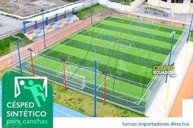 Césped Artificial Sintético deportivo Instalación y Envíos todo Ecuador