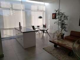 En renta departamento amoblado, 2 dormitorios - Floresta