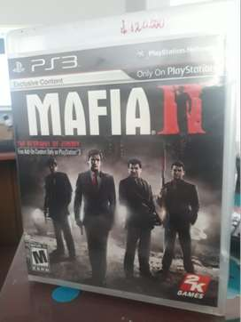 Juego PS3 - Mafia II
