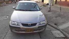 Mazda 626 milenium modelo 2003 tecnomecanica aldia ceguro asta julio 1