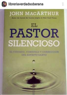 El Pastor silencioso Dr. J. Macarthur