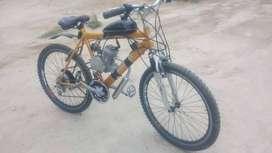 Venta de bici moto