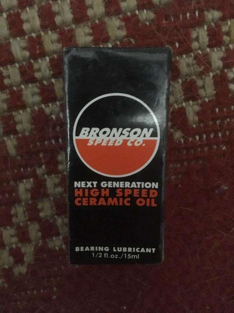Lubricante  Derulemanes Bronson Speed Co 0