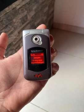 Clasico Sony Ericsson W300 totalmente funcional
