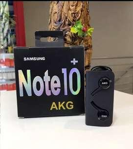 Audífonos AKG Tipo C Samsung NOTE 10, compatible con diversos Smartphones entrada C