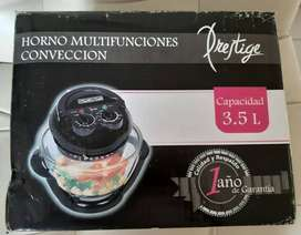 HORNO MULTIFUCIONES CONVICCION