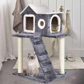 Gimnasio&Rascador para Gatos