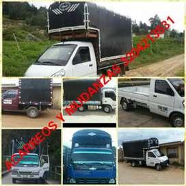 Servicio de transporte tunja