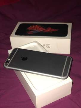 Iphone 6S Vendo en Optimas condiciones