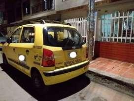 Vendo hermoso Taxi modelo 2011 único dueño