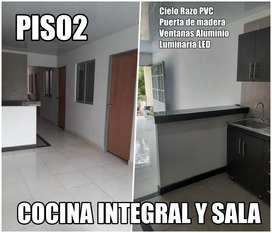 VENDO CASA 2 PISOS INDEPENDIENTES PARA VIVIR Y ARRENDAR