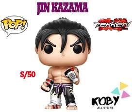 Jin Kazama (Funko Pop 201)