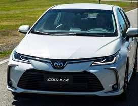 Toyota Corolla Hibrido SOAT MATRICULA GRATIS