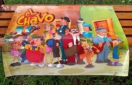 02 Posters de El Chavo