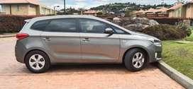 CAMIONETA KIA CARENS SUV EX