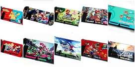Protector Rigido de Diseños para Nintendo Switch