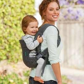 Cargador bebé infantino 4 en 1