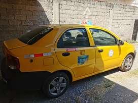 Alquiler de Taxi Amarillo