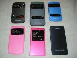 Fundas Flip Cover Samsung Y Motorola...consulte!