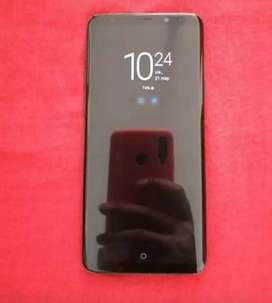 Vendo Samsung s9 plus con accesorios