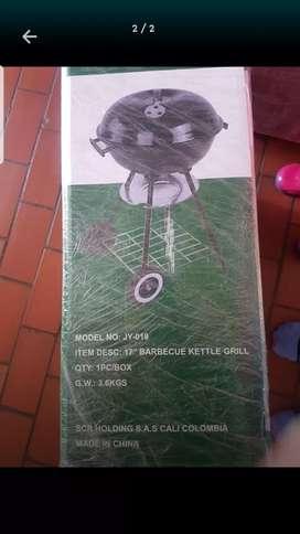 Se vende asador portatil