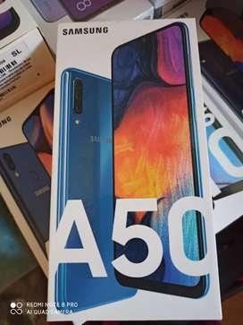 Samsung A50 64 GB nuevos Libres Originales