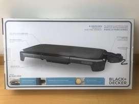 Vendo planca elecetrica black & Decker